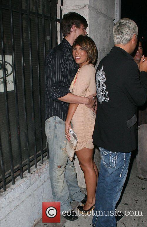 Cheryl Burke leaves Goa club with a mystery...