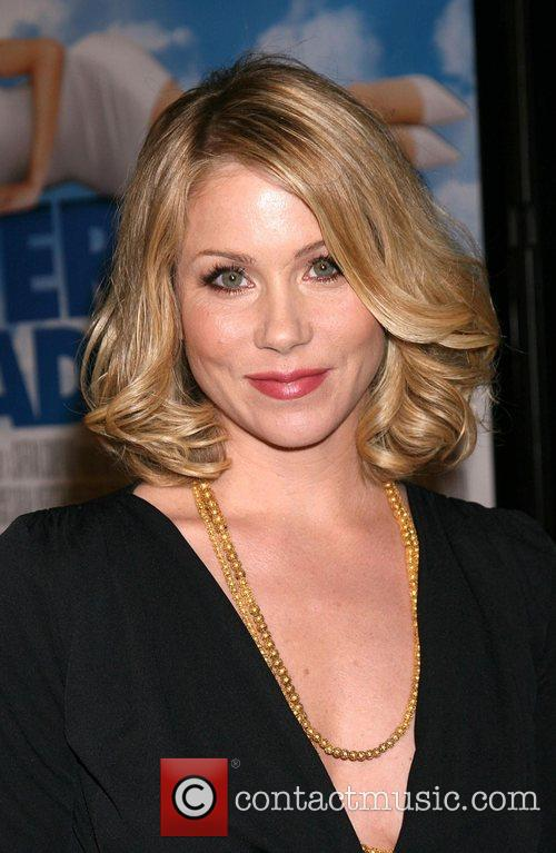 FILE PHOTO  * APPLEGATE DIAGNOSED WITH CANCER...