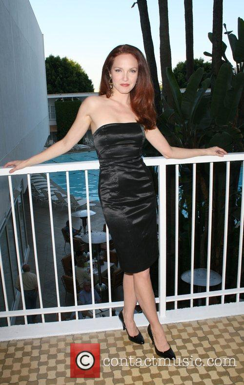 Amy Yasbeck Women in Film's 2008 Chrystal Lucy...