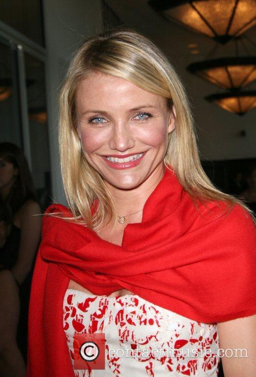 Cameron Diaz Women in Film's 2008 Chrystal Lucy...