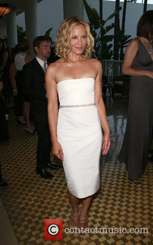 Maria Bello Women in Film's 2008 Chrystal Lucy...