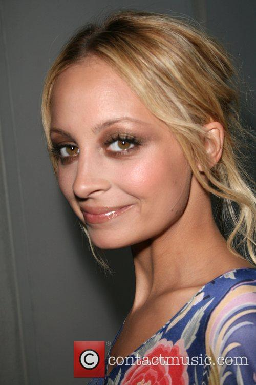 Nicole Richie Women in Film's 2008 Chrystal Lucy...