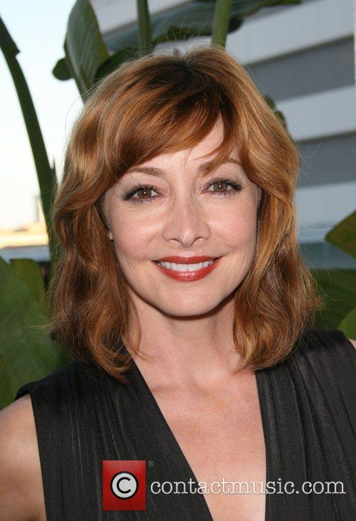Sharon Lawrence Women in Film's 2008 Chrystal Lucy...