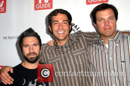 Joshua Gomez, Gomez and Zachary Levi 9
