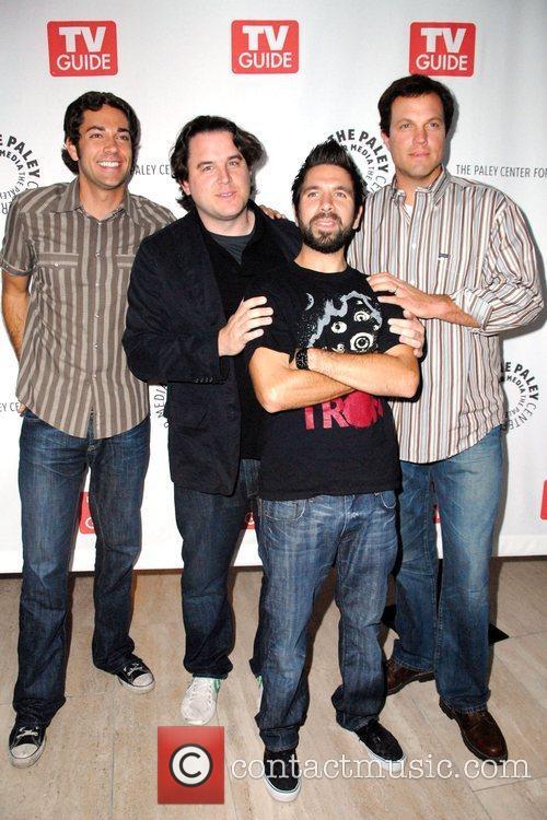 Zachary Levi, Gomez and Joshua Gomez 6