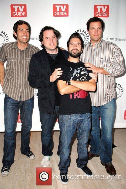 Zachary Levi, Gomez and Joshua Gomez 7