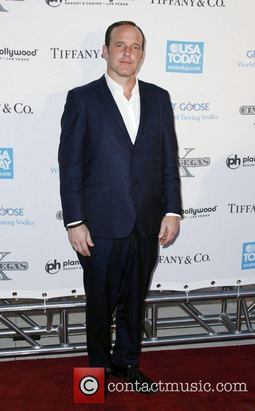 CineVegas Honorees Reception poolside at Planet Hollywood Resort...