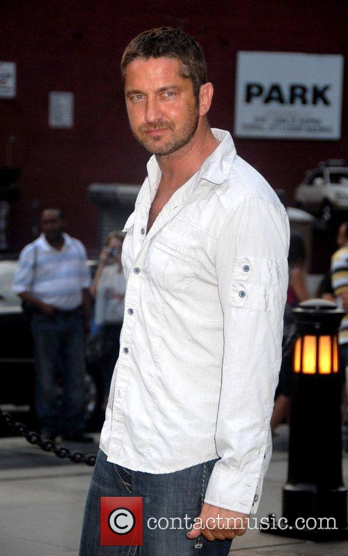 Gerard Butler The Cinema Society and Glamour Host...