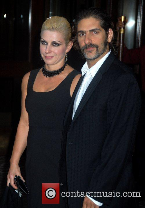 Michael Imperioli and wife Victoria Imperioli  The...