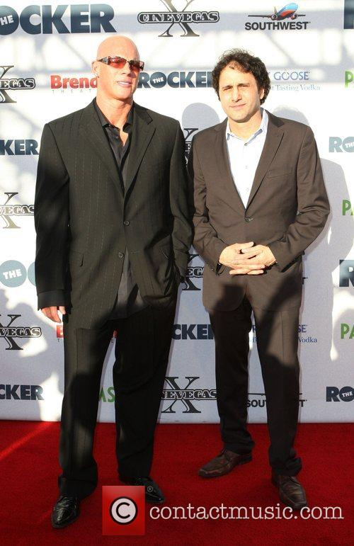 At the screening of 'The Rockers' at the...