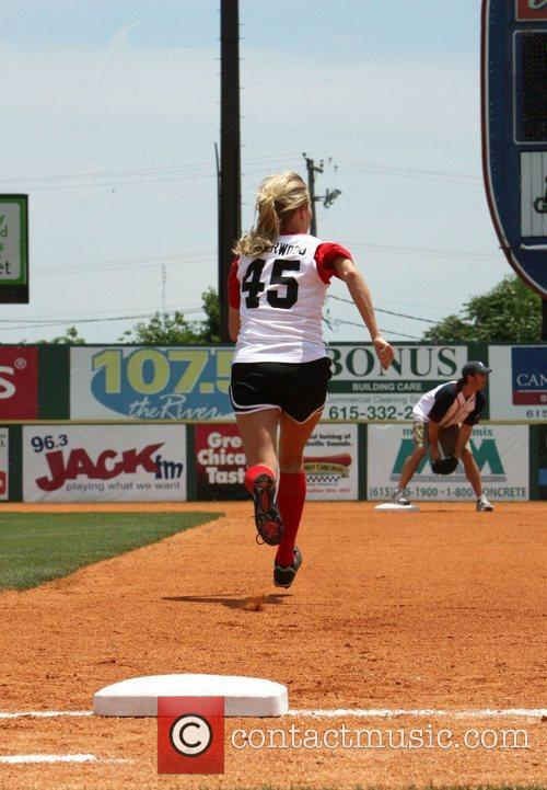 18th annual City of Hope Celebrity Softball Challenge...