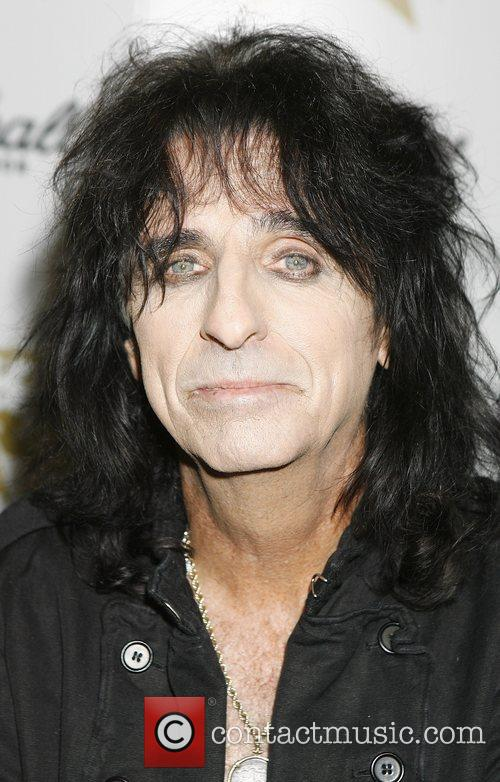 Alice Cooper Classic Rock Roll of Honour at...