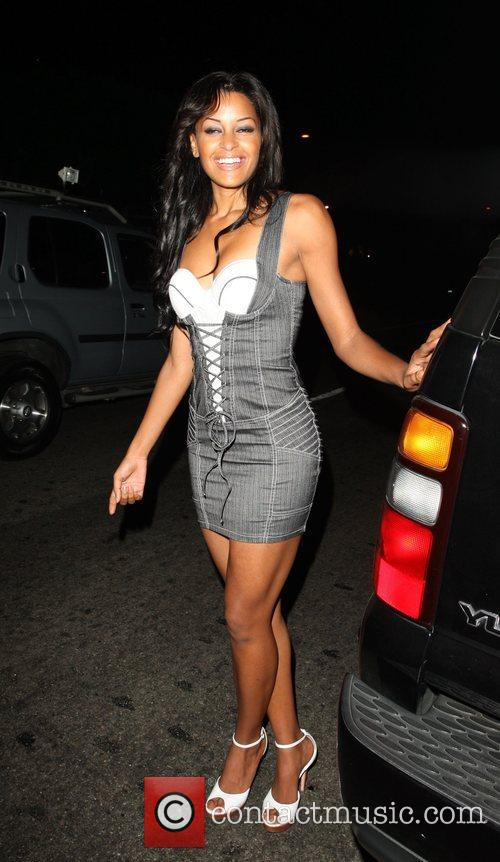Arriving at Coco Deville nightclub