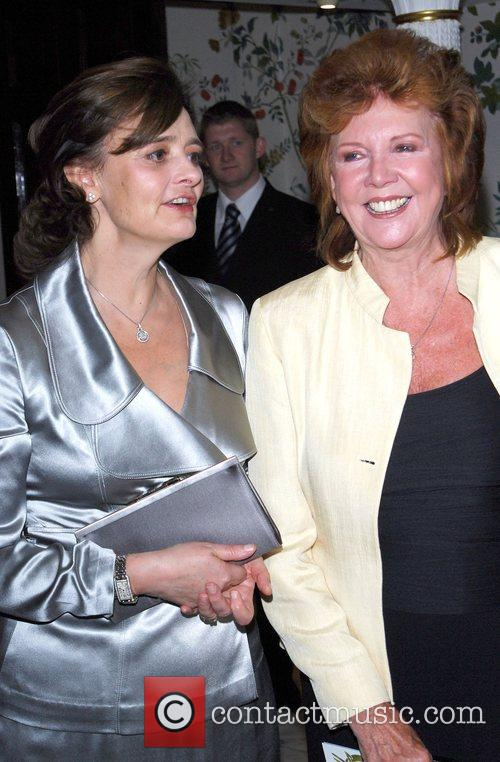 Cherie Blair and Cliff Richard 6