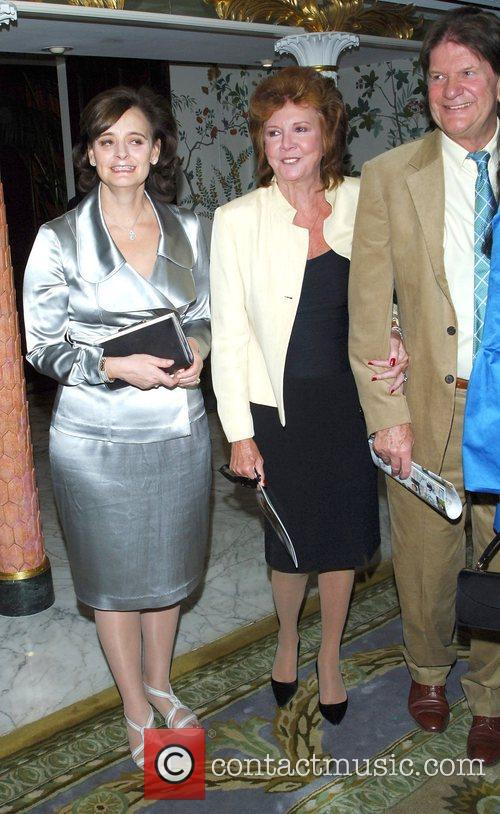 Cherie Blair and Cliff Richard 7