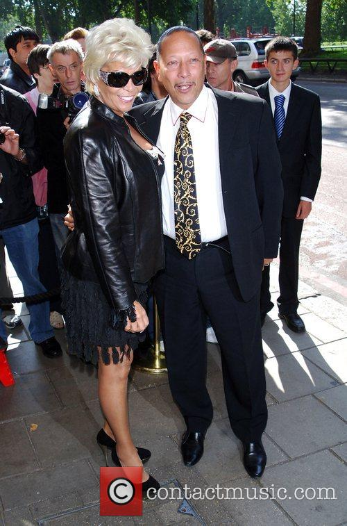 Sir Cliff Richard's 50th Anniversary Tribute Lunch at...
