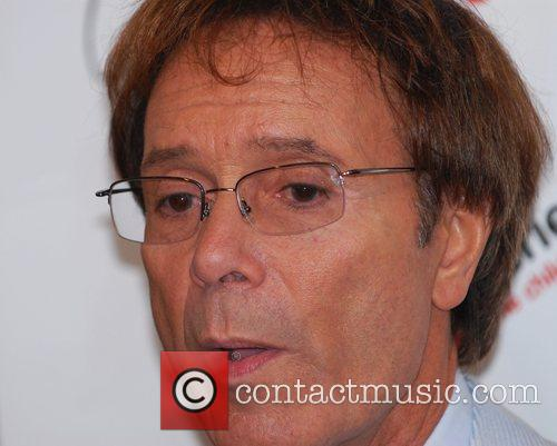 Cliff Richard's 50th Anniversary Tribute Lunch at the...