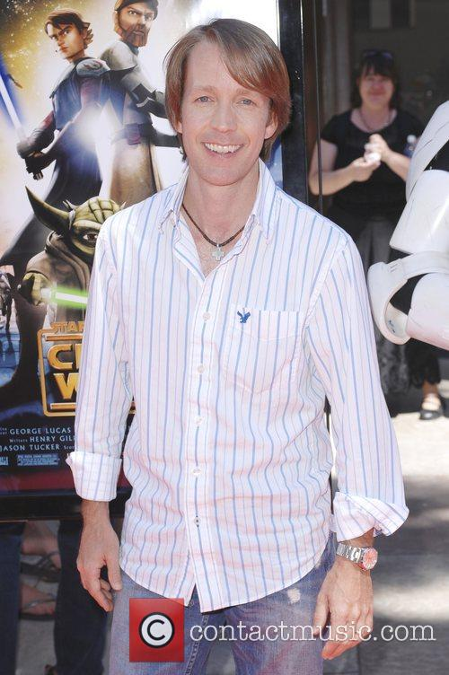 James Arnold Taylor and Egyptian Theater 3