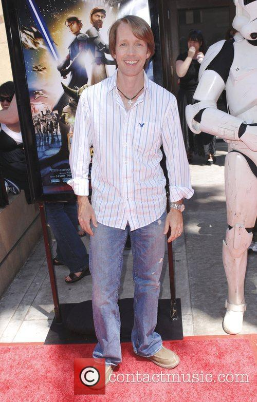 James Arnold Taylor and Egyptian Theater 1