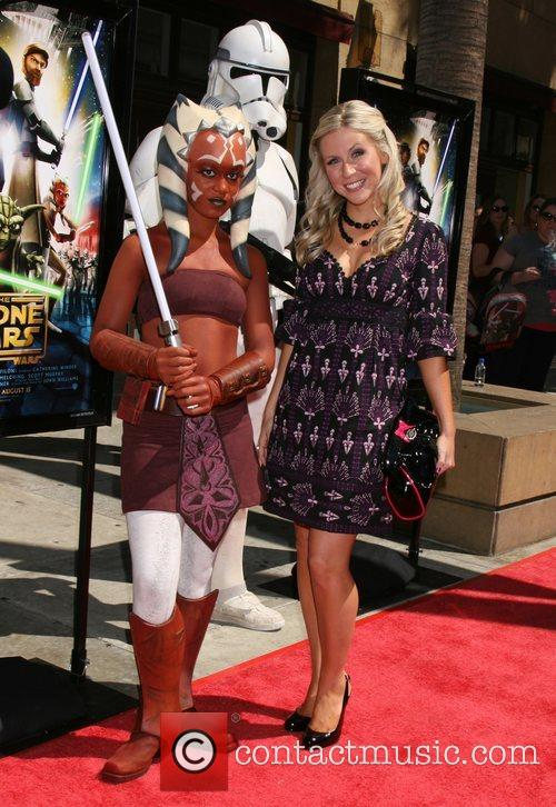 'Star Wars: The Clone Years' premiere at the...