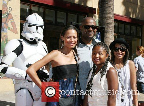 Forest Whitaker, Keisha Whitaker and Egyptian Theater 3