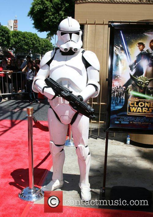 Storm Trooper and Egyptian Theater 7