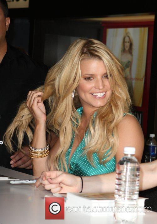 Jessica Simpson 2008 CMA Music Festival - Celebrity...