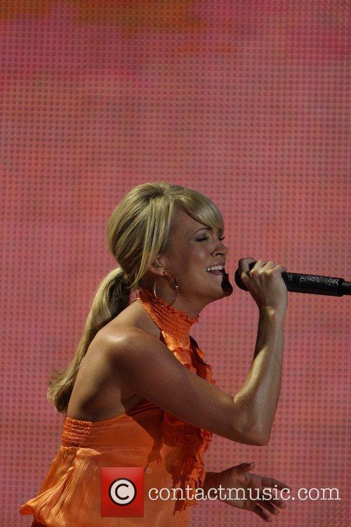 Carrie Underwood CMA Music Festival held at LP...