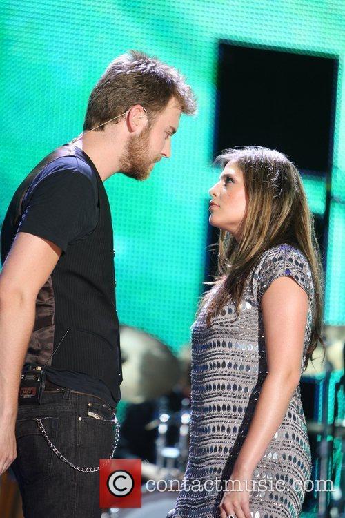 Charles Kelley and Hilary Scott CMA Music Festival...