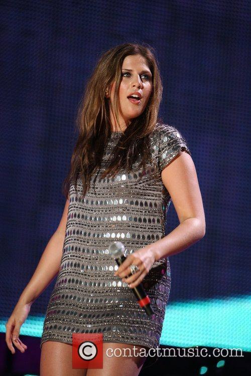 Hilary Scott CMA Music Festival held at LP...
