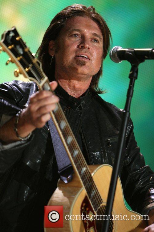 Billy Ray Cyrus 2008 CMA Music Festival Day...