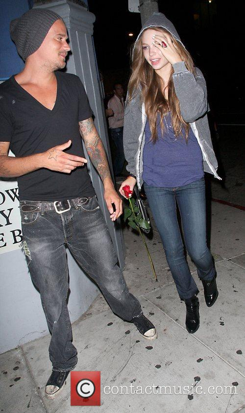 Daveigh Chase and Sean Stewart 4