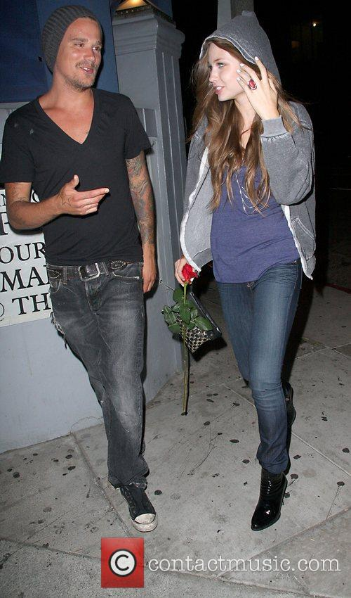 Daveigh Chase and Sean Stewart 7