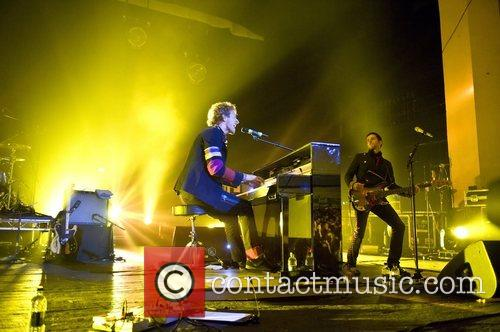 Coldplay play a free show at Brixton Academy