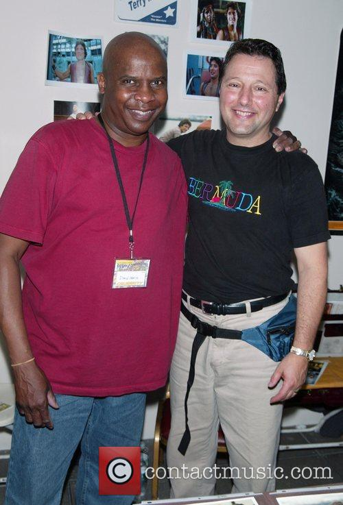 David Harris and Terry Michos From The Film The Warriors