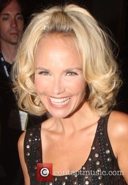 Kristin Chenoweth of the television show 'Pushing Daisies'...
