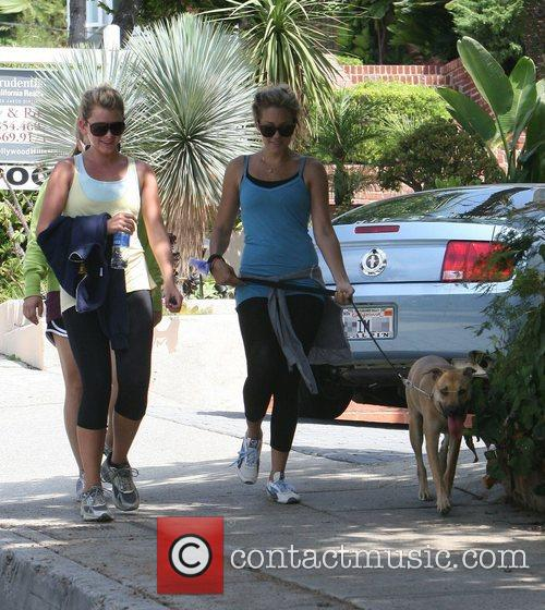 Lauren Conrad and Lauren Bosworth 11