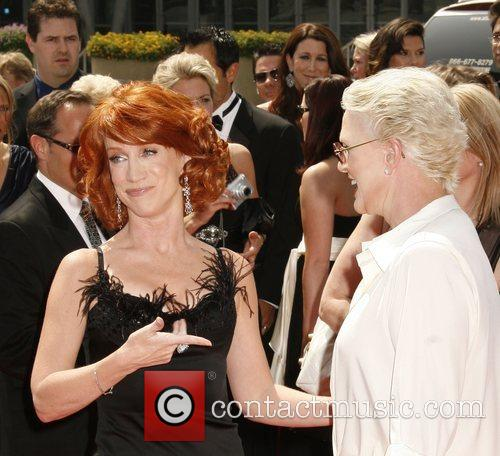 Kathy Griffin, Sharon Gless 60th Primetime Creative Arts...