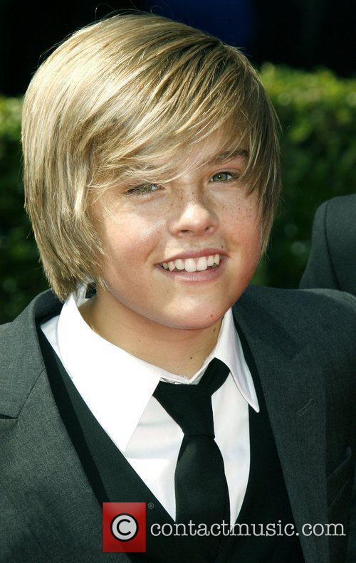 Dylan Sprouse  60th Primetime Creative Arts Emmy...