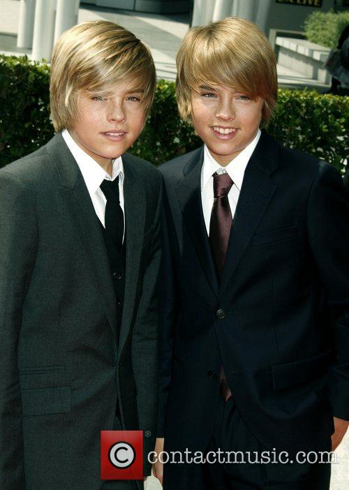 Dylan Sprouse and Cole Sprouse 60th Primetime Creative...