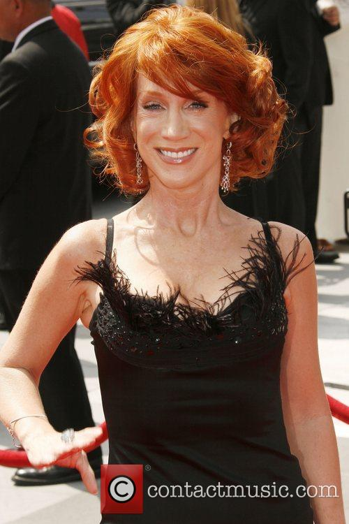 Kathy Griffin 60th Primetime Creative Arts Emmy Awards...