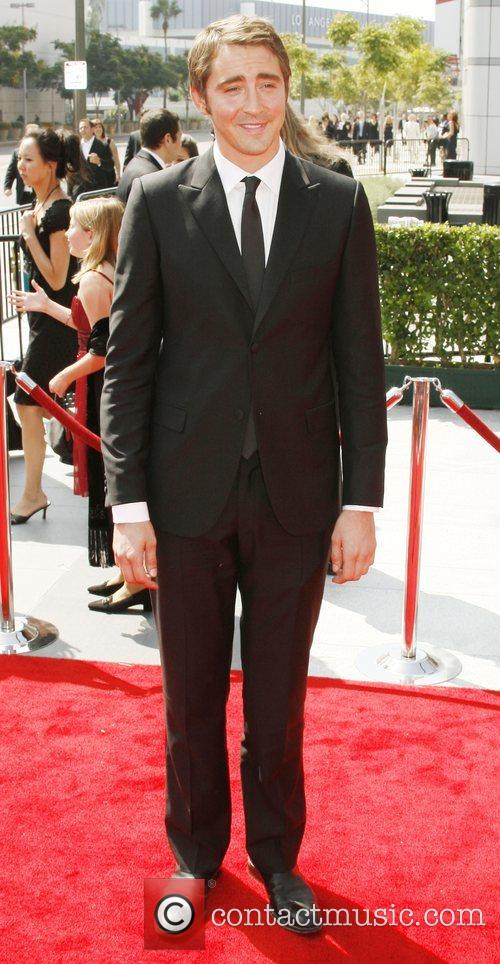 Lee Pace 60th Primetime Creative Arts Emmy Awards...