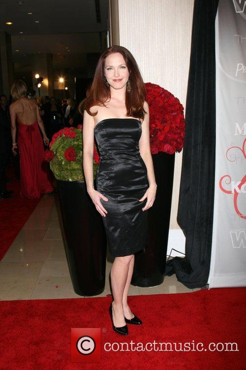 Amy Yasbeck  Women in Film's 2008 Crystal...