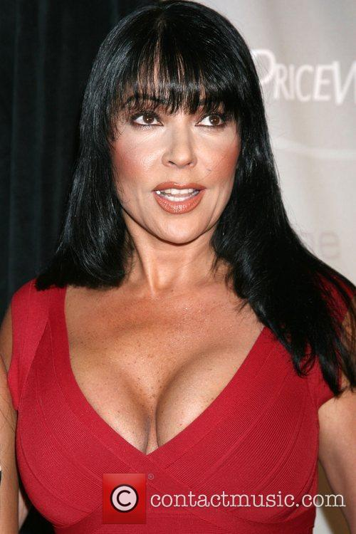 Apollonia Kotero Women in Film's 2008 Crystal Lucy...