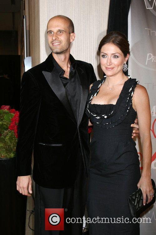 Edoardo Ponti and Sasha Alexander 2
