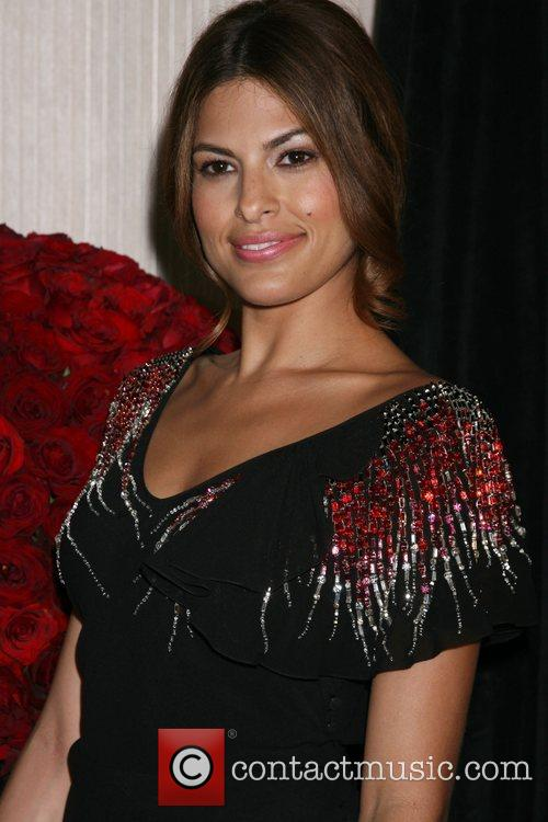 Eva Mendes Women in Film's 2008 Crystal Lucy...