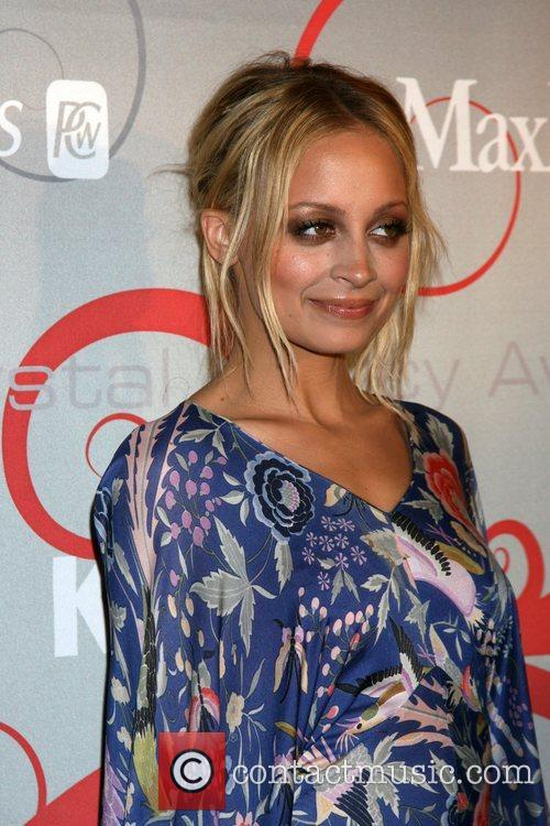 Nicole Richie Women in Film's 2008 Crystal Lucy...