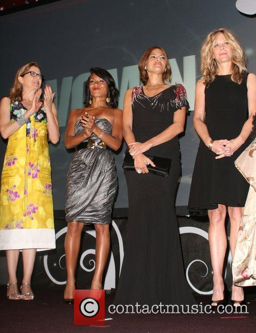 Annette Bening, Jada Pinkett Smith, Eva Mendez and Meg Ryan 2