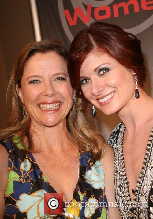Annette Bening and Debra Messing 7