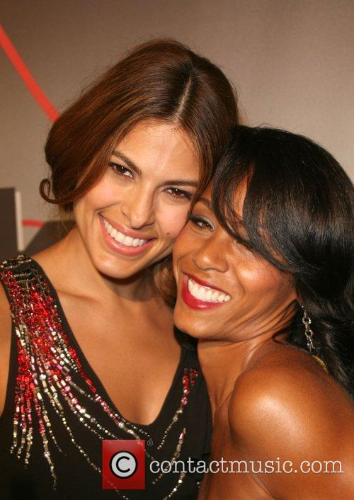 Eva Mendes and Jada Pinkett Smith 3
